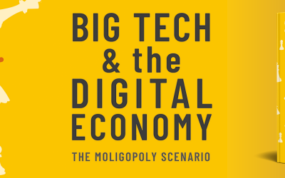"On ""Big Tech and the Digital Economy"": Interview with Professor Nicolas Petit"