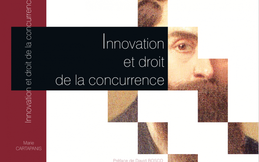 PhD thesis summary: Innovation and competition law